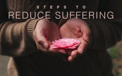 Steps To Reduce Suffering
